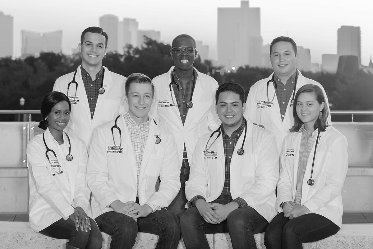 School of Medicine Students